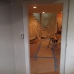 Basement Finishing in Middlesex County NJ In Progress 12-2-2015 (11)