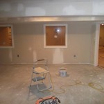 Basement Finishing in Middlesex County NJ In Progress 12-2-2015 (12)