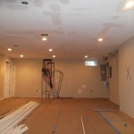 Basement Finishing in Middlesex County NJ In Progress 12-2-2015 (16)