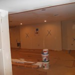 Basement Finishing in Middlesex County NJ In Progress 12-2-2015 (17)