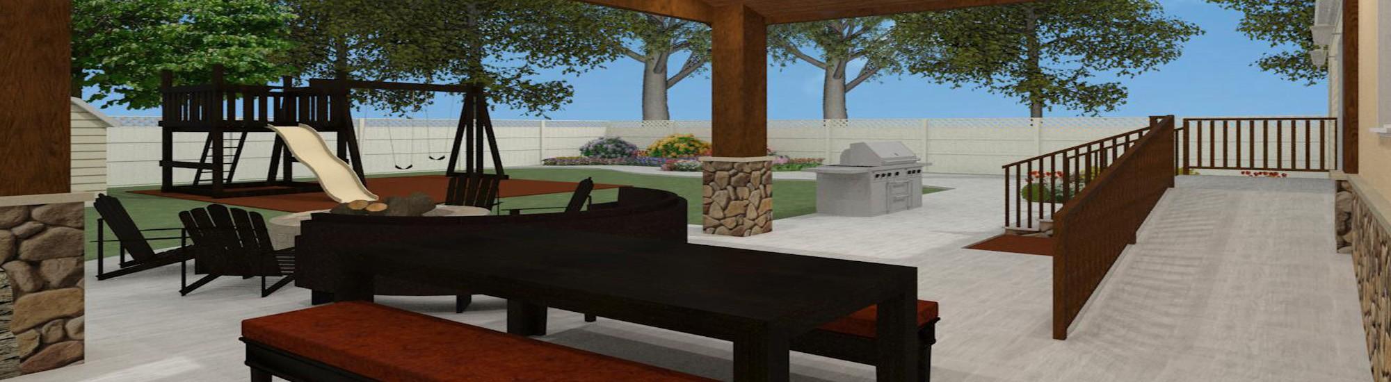 Design Build Pros Outdoor Living Space (1)