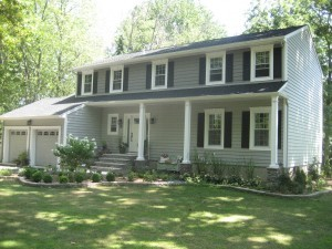Monmouth County insulated vinyl siding in Shrewsbury, NJ from Mark of Excellence Remodeling (1)