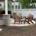 Outdoor Living Space in Union County, NJ In Progress 8-29-2016 (1)