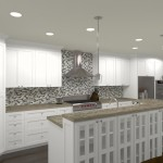Kitchen and Master Suite Addition in Franklin Lakes, NJ Plan 1 (1)-Design Build Planners
