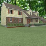 Kitchen and Master Suite Addition in Franklin Lakes, NJ Plan 1 (18)-Design Build Planners