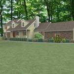 Kitchen and Master Suite Addition in Franklin Lakes, NJ Plan 1 (19)-Design Build Pros