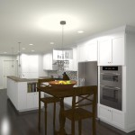 Kitchen and Master Suite Addition in Franklin Lakes, NJ Plan 1 (2)-Design Build Planners