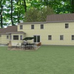 Kitchen and Master Suite Addition in Franklin Lakes, NJ Plan 1 (20)-Design Build Planners