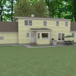 Kitchen and Master Suite Addition in Franklin Lakes NJ Plan 2 (18)-Design Build Pros
