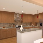 Kitchen and Master Suite Addition in Franklin Lakes NJ Plan 2 (2)-Design Build Planners