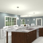 Kitchen and Master Suite Addition in Franklin Lakes, NJ Plan 3 (1)-Design Build Planners