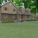 Kitchen and Master Suite Addition in Franklin Lakes, NJ Plan 3 (22)-Design Build Planners