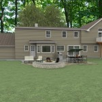 Kitchen and Master Suite Addition in Franklin Lakes, NJ Plan 3 (25)-Design Build Planners