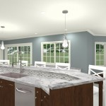 Kitchen and Master Suite Addition in Franklin Lakes, NJ Plan 3 (4)-Design Build Planners