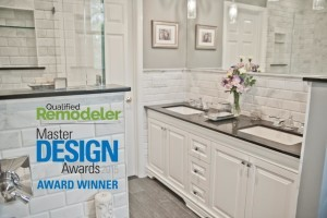 Award winning NJ bathroom remodel - Design Build Pros