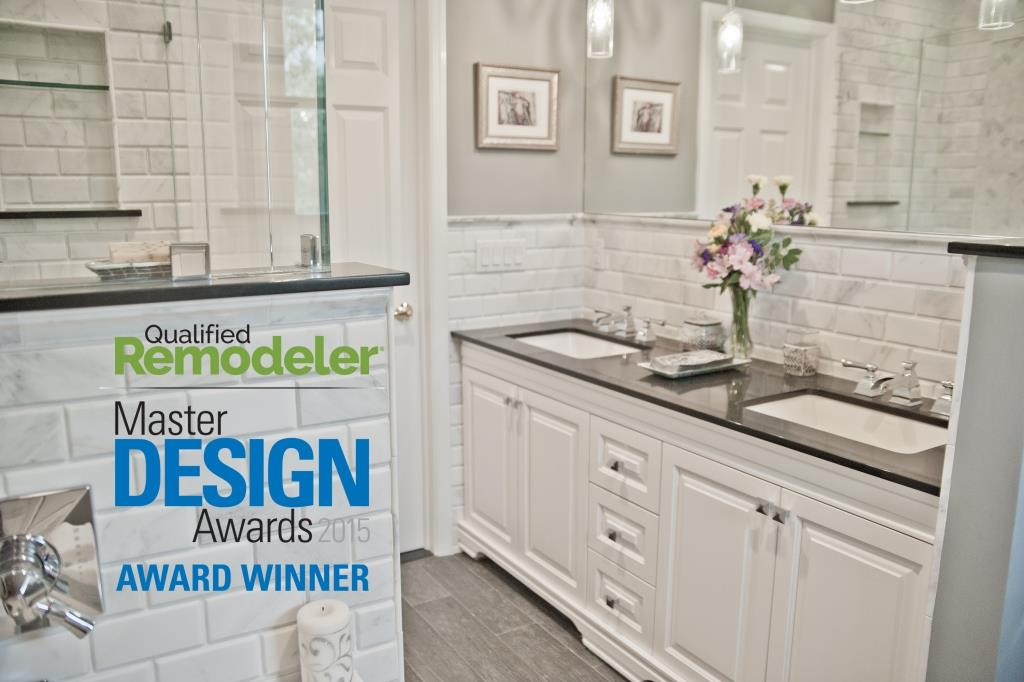 Award Winning NJ Bathroom Remodel   Design Build Pros