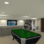 Basement Refinishing in Warren NJ (1)-Design Build Pros
