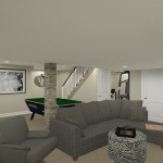Basement Refinishing in Warren NJ (12)-Design Build Pros