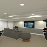 Basement Refinishing in Warren NJ (2)-Design Build Pros