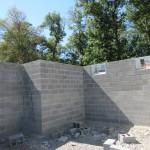 Cranford NJ Home Rebuild In Progress 9-16-2015 (2)