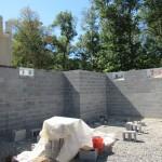 Cranford NJ Home Rebuild In Progress 9-16-2015 (3)