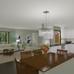 Kitchen and Mud Room Remodel in Mercer County NJ  Plan 1 (3)-Design Build Planners