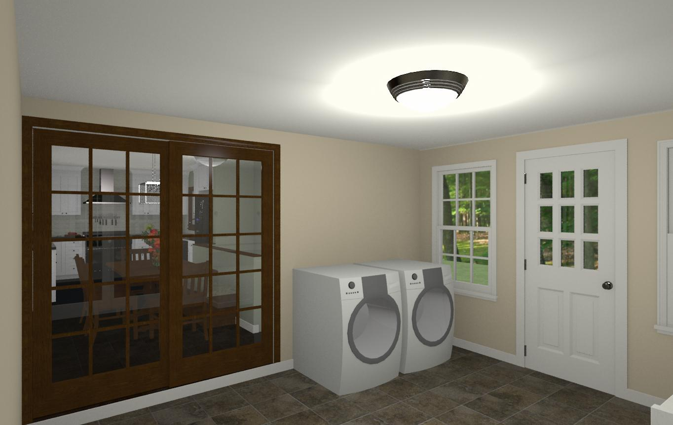 Kitchen and Mud Room Designs in Mercer County NJ Design Build