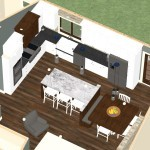 Kitchen and Mud Room Remodel in Mercer County NJ  Plan 3 Dollhouse Oveview (1)-Design Build Pros