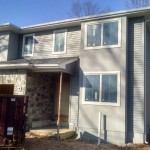New Home Construction in Cranford NJ In Progress 1-14-15 (7)