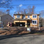 New Home Construction in Cranford NJ In Progress 11-24-2015 (10)