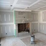 New Home Construction in Cranford NJ In Progress 2-15-2016 (10)