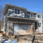 New Home Construction in Cranford NJ In Progress 2-15-2016 (3)