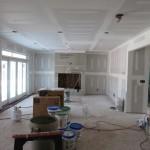 New Home Construction in Cranford NJ In Progress 2-15-2016 (9)