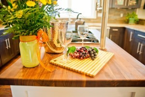 Wood butcher block countertop - Design Build Pros (3)
