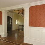 wainscoting, wall panels and beadboard - Design Build Planners (10)