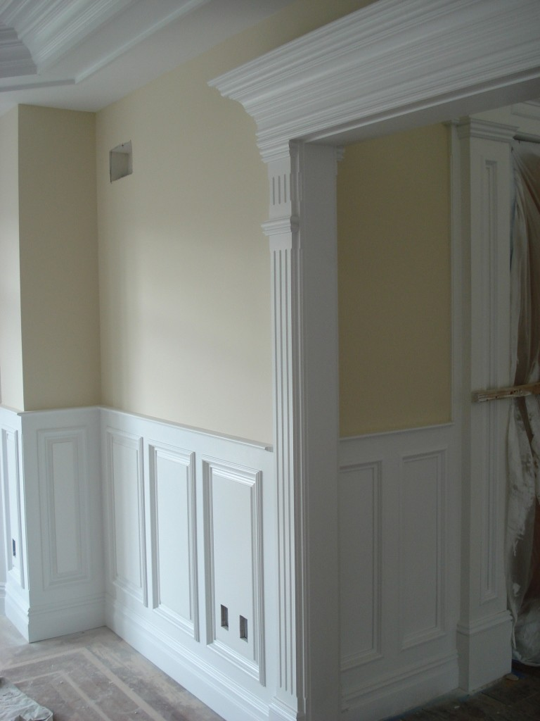 What Wainscoting Design Build Planners