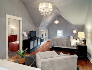 Design Ideas for Master Bedroom With Sitting Area - Design Build Pros