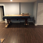 Luxury Basement Remodel in Warren, NJ In Progress 4-30-2016 (22)