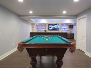Luxury Basement Remodel in Warren, New Jersey COMPLETED (3)-Design Build Pros
