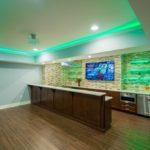 Luxury Basement Remodel in Warren, New Jersey COMPLETED (8)-Design Build Planners