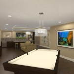 Luxury Basement in Warren, NJ CAD (4ab)-Design Build Planners