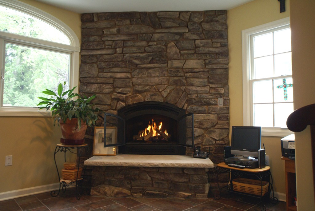 Fireplace Design fireplace cleaning : Fireplace Cleaning - Design Build Pros