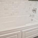 Beveled Marble Subway Tile (5)-Design Build Planners