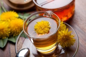 Recipe for Dandelion Tea from Organic Gurlz Gardens of Fort Wayne Indiana