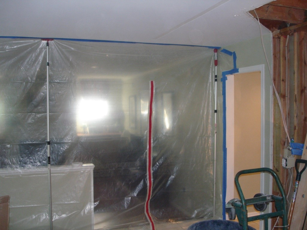 Remodeling Project Protection Design Build Planners