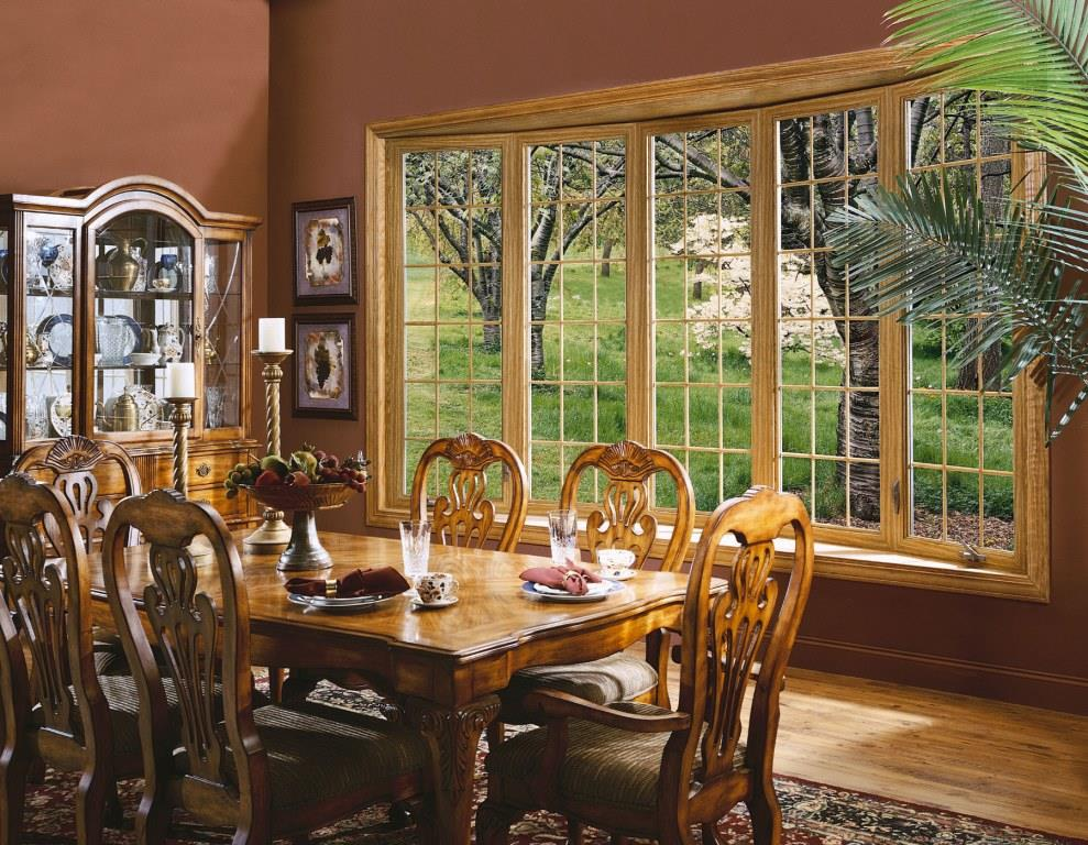 Difference Between Bay And Bow Windows : The difference between a bow and bay window design build