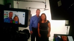 Neil Parsons and Allison Tom for Houzz video interview (1)