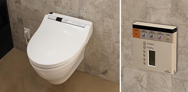 Toto Washlet toto washlet automatic toilet and sensor design build pros
