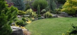 Outdoor garden design - Organic Gurlz Gardens Fort Wayne Indiana