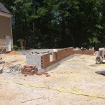 Virginia Home Addition Project by Leo Lantz Construction In Progress (1)